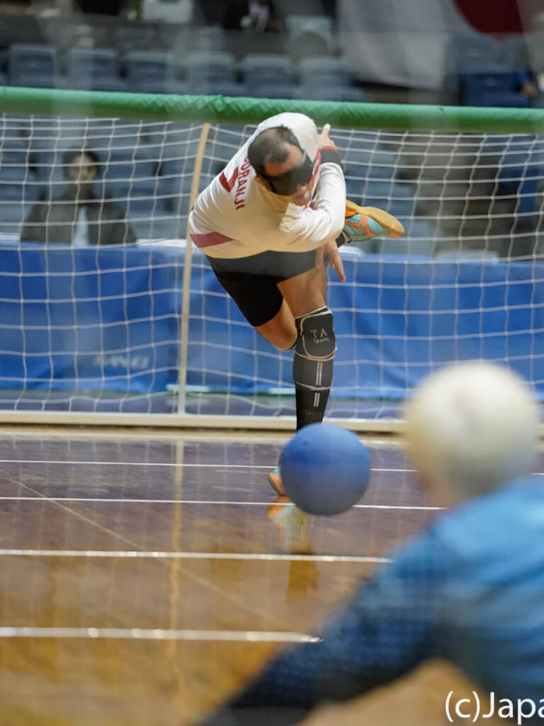 About Goalball
