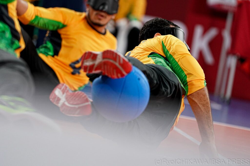 All about goalball